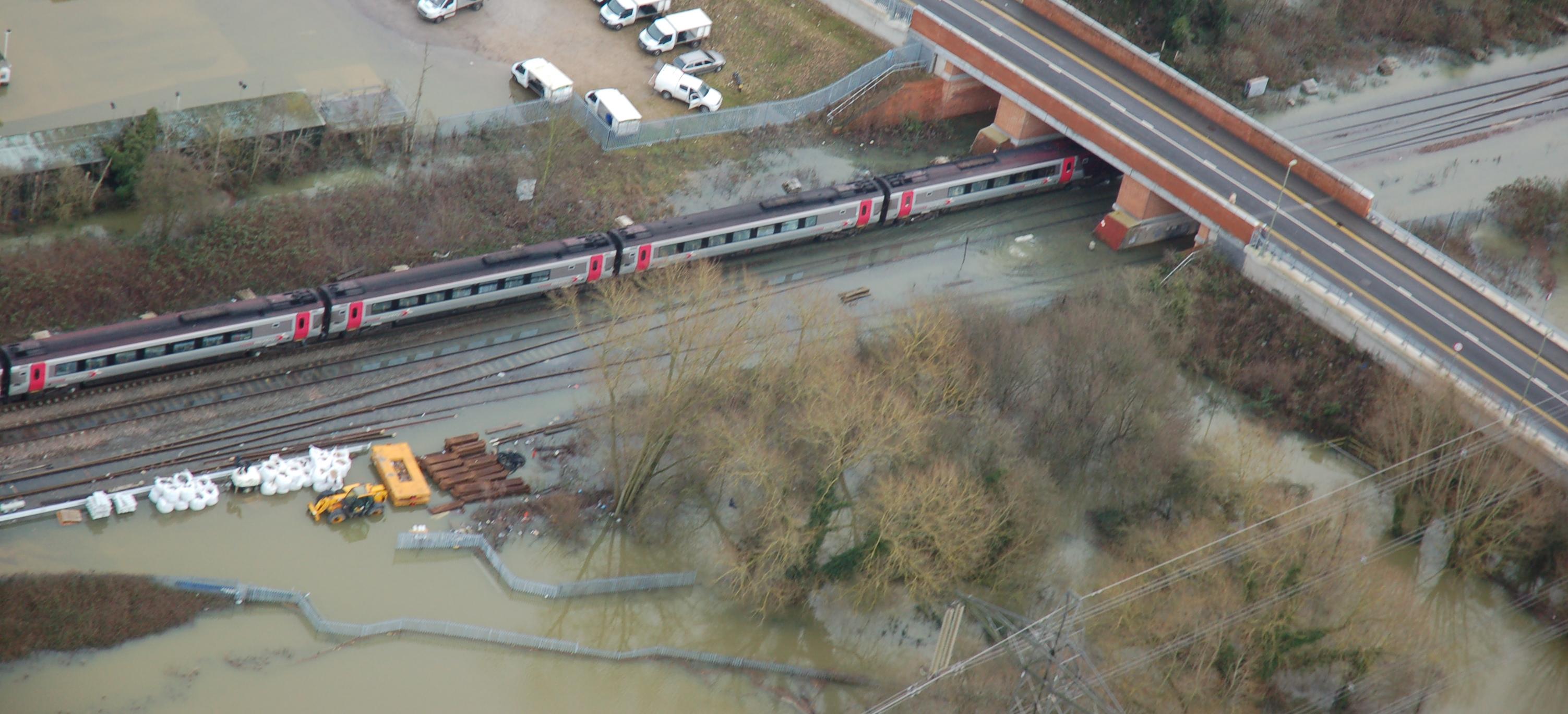 Oxford train