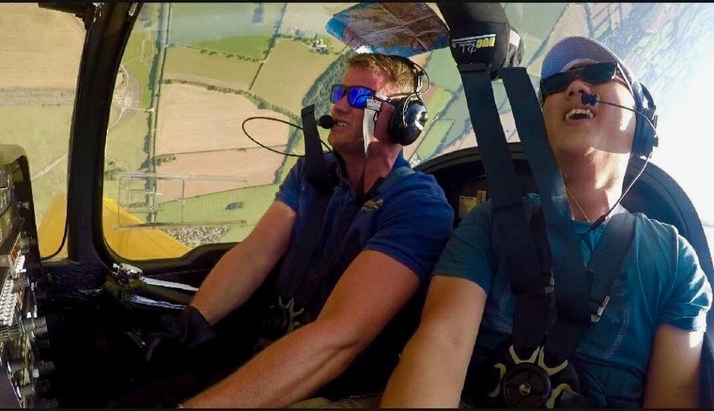 Aerobatic Flight Experience over Oxford