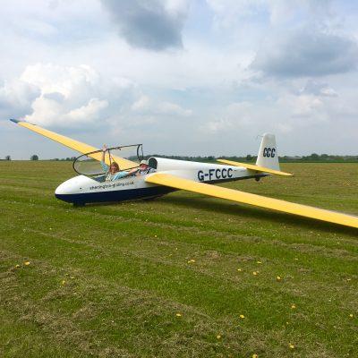 Gliding Course Half Day