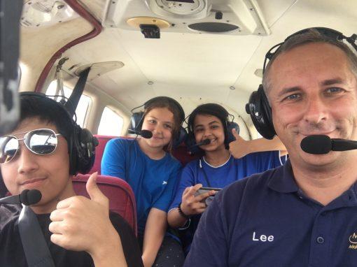 Cardiff Flight Experience for 2 and 3