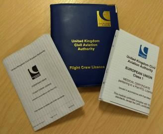 Licence, medical and holder