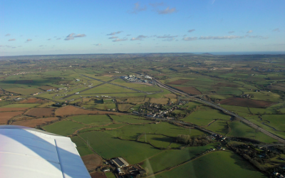 10 Things to spot on your flight over Devon