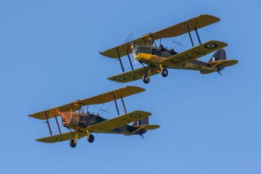 Tiger Moth Formation